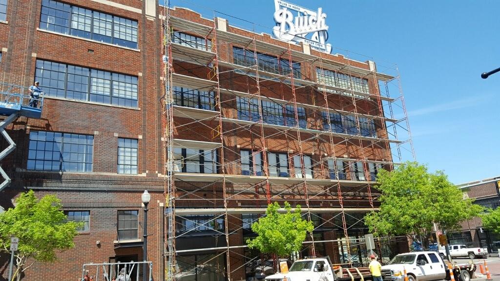 scaffolding scaffold rental
